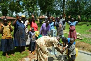 The Water Project: Hambane Women Group -