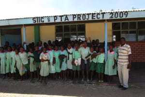 The Water Project: Samitsi Primary School -