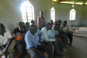 The Water Project: Lwanyengo Community -