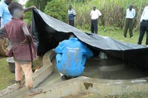The Water Project: Bulanda Community -