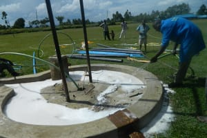 The Water Project: Mutsuma Primary School -
