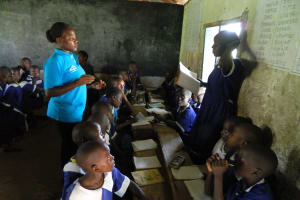 The Water Project: Kharanda Primary School -