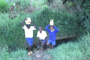 The Water Project: Musaga Primary School -