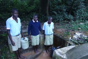 The Water Project: Sidikho Primary School -