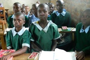 The Water Project: Sheywe Primary School Rehabilitation -