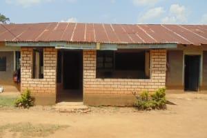 The Water Project: Eshinutsa Primary School Rainwater Harvesting and VIP Latrines -