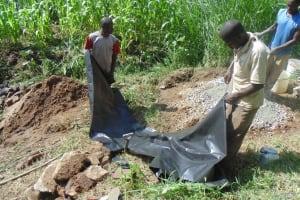 The Water Project: Handidi Community, Paulo Spring -