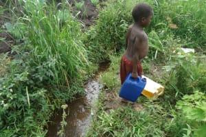 The Water Project: Waiga Tula Hand Dug Well -