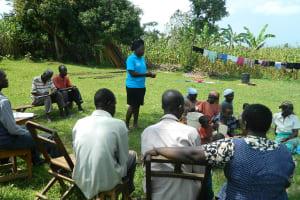 The Water Project: Mutsuma Community Well Rehabilitation Project -
