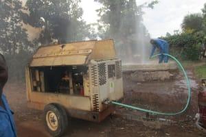 The Water Project: Mwembeni Community Well Rehabilitation Project -