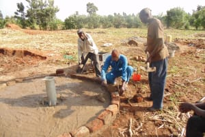 The Water Project: Eshitowa Community New Well Project -
