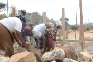 The Water Project: Itoo Self-Help Group Sand Dam Project -