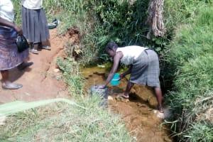 The Water Project: Khumikoche Community, Wabukhi Spring -