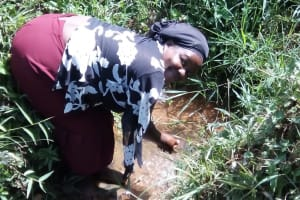 The Water Project: Emusoli Community, Opwole Spring -