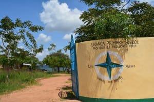 The Water Project: Uvanga Rain Water Harvesting Tank -