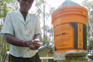 The Water Project: Ebumwende Community Well Rehabilitation Project -