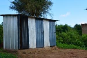 The Water Project: Kikumini Primary School Rainwater Harvesting Tank Project -