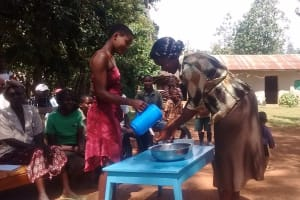 The Water Project: Lutani Community, Henry Jose Ongulo Spring -