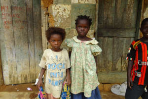 The Water Project: Bormodia Village New Well Project -