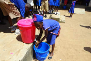 The Water Project: St. Ann's Primary School New Well Project -