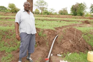 The Water Project: Itoo Self-Help Group Shallow Well -
