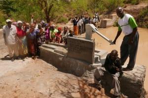 The Water Project: Vinya wa Mwau Sand Dam Project -