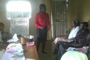 The Water Project: Emumbia Community, Simon Otundo Spring -