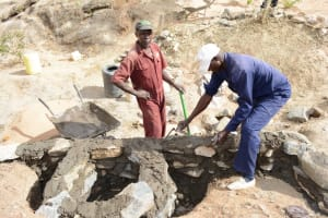 The Water Project: Itatini Self-Help Group Shallow Well -