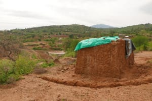 The Water Project: Kyeni Kya Thwake Community A -