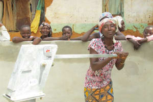 The Water Project: Sanda Village New Well Project -