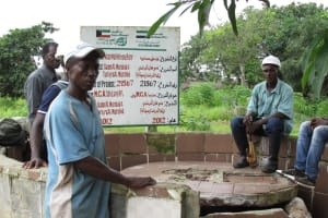 The Water Project: Royema Missionary Church Secondary School Well Rehabilitation -