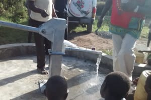 The Water Project: Bunuku Well Rehabilitation Project -