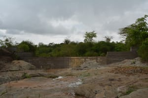 The Water Project: Itatini Self-Help Group Sand Dam -