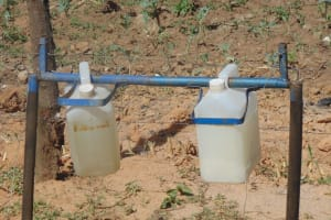 The Water Project: Kuvasali Well Rehabilitation Project -