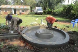 The Water Project: Shianda K Well Rehabilitation Project -