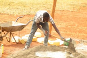 The Water Project: Malichi Primary School Well Rehabilitation Project -