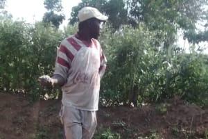 The Water Project: Bushido Community, Chris Ochango Spring -