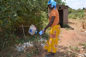 The Water Project: Kyambilu New Well Project -