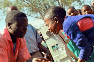 The Water Project: Chimoroni Primary School Well Rehabilitation Project -