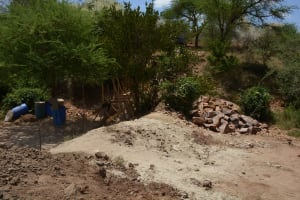 The Water Project: Kavumbu Community -