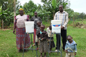 The Water Project: Kakoyi Well Rehabilitation Project -