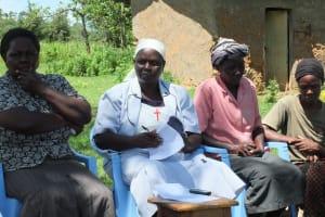 The Water Project: Ikoli Community Well Rehabilitation Project -