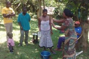 The Water Project: Munyanya Community, Munyanya Spring -
