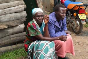 The Water Project: Kakoyi Corner Well Rehabilitation Project -