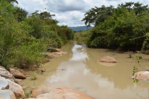 The Water Project: Kyandwiki Sand Dam Project -
