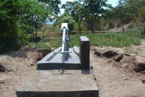 The Water Project: Kyandwiki New Well Project -