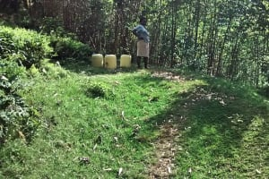 The Water Project: Givunji Community, Kavehere Spring -