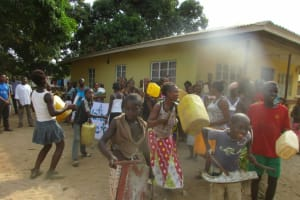 The Water Project: #4 Hope Street New Well Project -