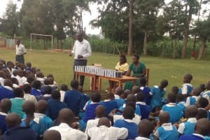 The Water Project: St. Theresa's Musaa Primary School -