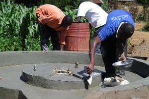 The Water Project: Sharambatsa Well Rehabilitation Project -